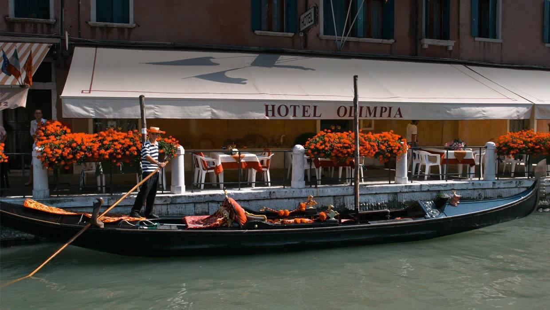 Hotels Near Marco Polo Airport Venice Italy