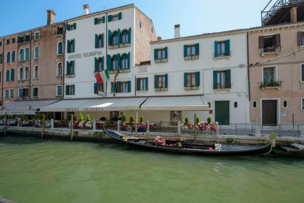 Best Western Hotel Olimpia Venezia Venice Italy